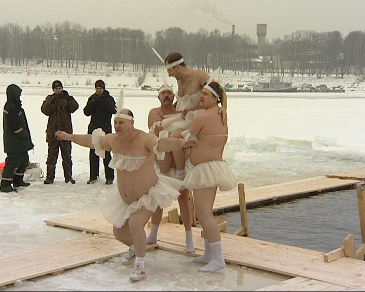 В Угличе прошел фестиваль «Зимние забавы»