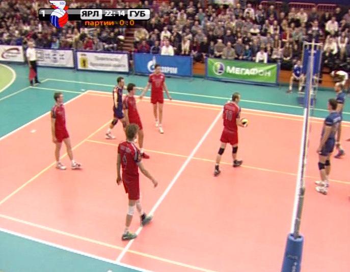 «Ярославич», сыгравший против «Губернии», вновь остался без победы