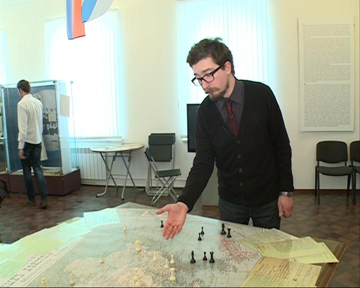 Открылась выставка «Русско-японская война: за горизонтом»