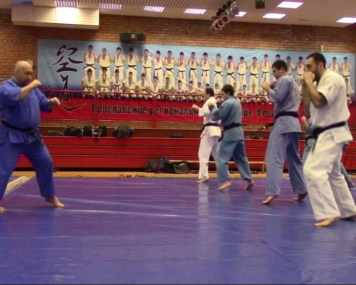 Ярославские кудоисты заканчивают подготовку к чемпионату России