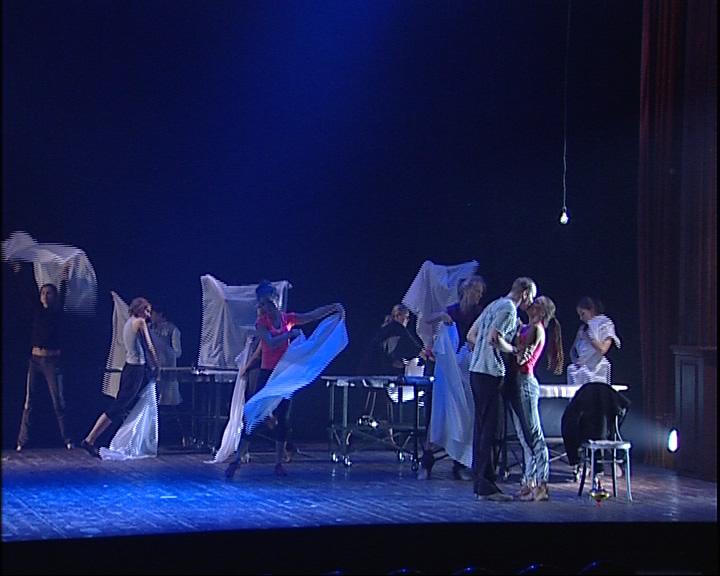 Стартовал 5-й областной фестиваль профессиональных театров