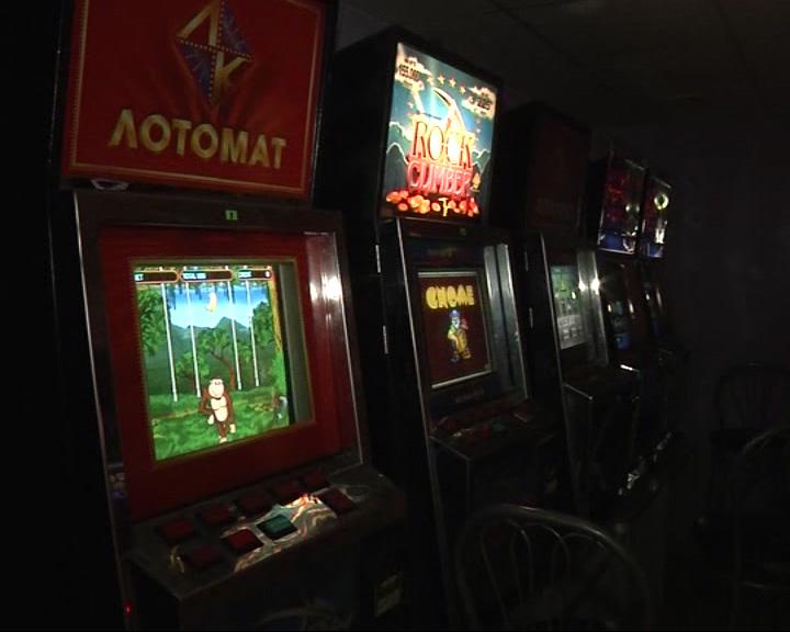 Сотрудники полиции накрыли очередной зал игровых автоматов