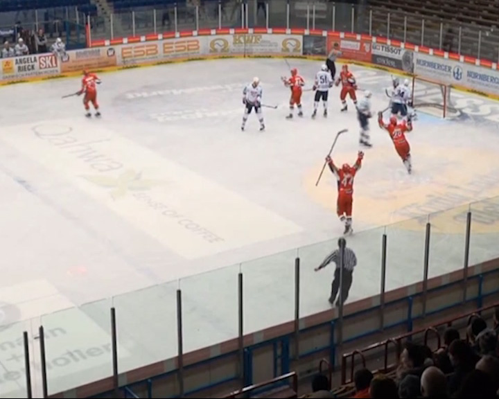 «Локомотив» VS «Металлург» 4:1