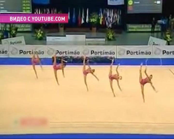 Гимнастки отправляются в Белгород на международное первенство