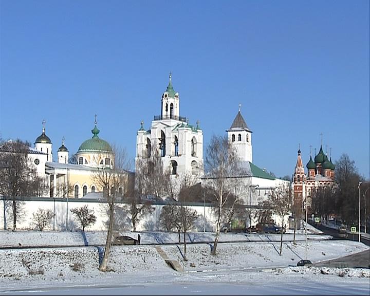Ярославль - лучший город на уикенд