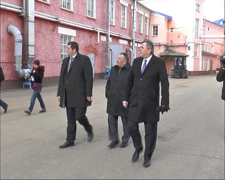 Губернатор посетил социальные объекты Переславля