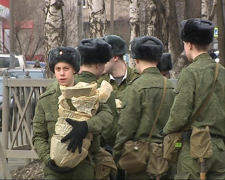 Мобилизация военных в Ярославском регионе