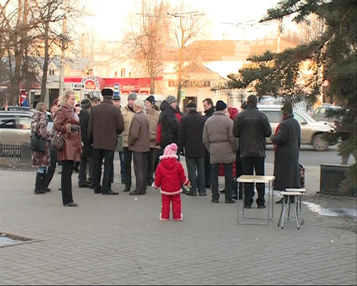 Ярославцы об Украине