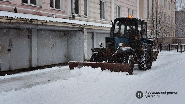 Почти 10 миллионов рублей сэкономили власти Рыбинска на уборке снега