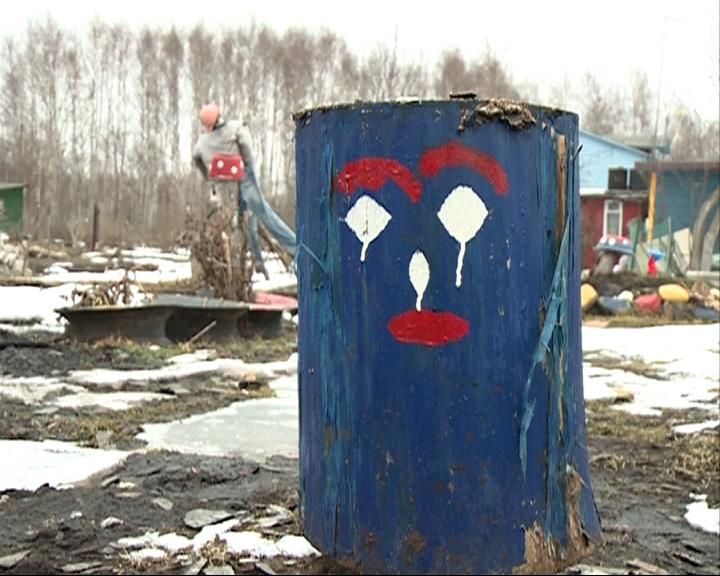 В Ярославском районе горят дачные дома