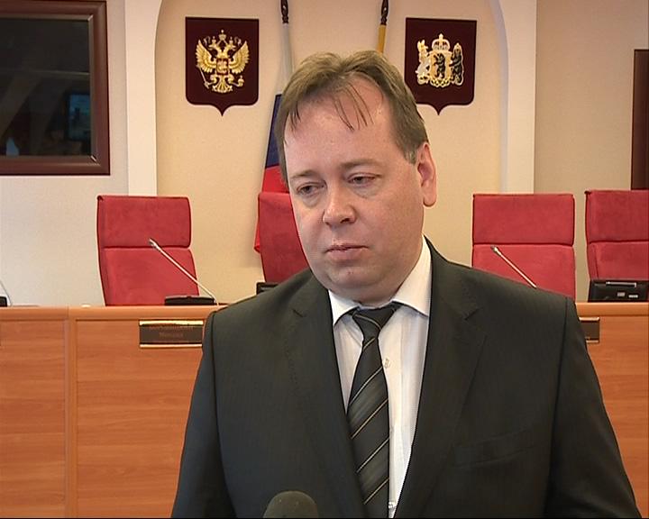 Юрий Дударев стал директором Департамента ЖКХ