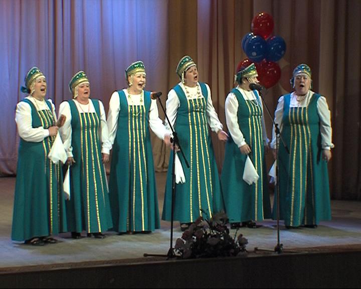 В Ярославле развернулась настоящая битва хоров