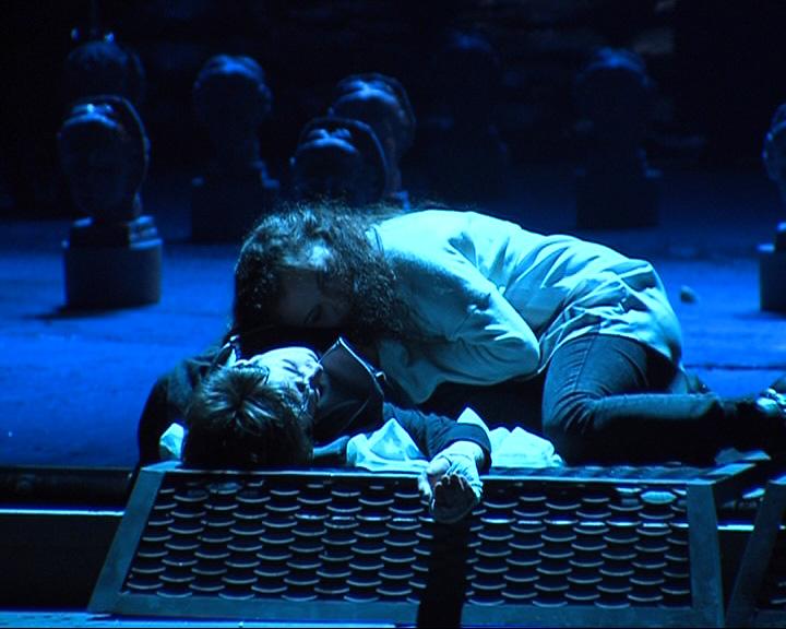 Новая трактовка финала «Ромео и Джульетты»