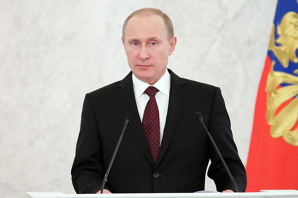 Президент страны выступил с посланием