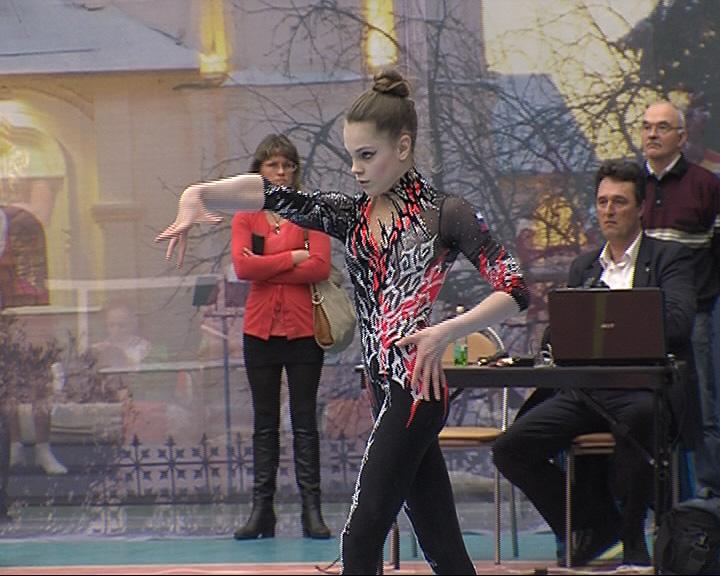 Ярославские гимнасты поедут на Чемпионат мира