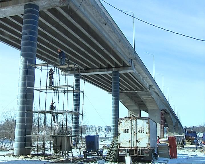 Октябрьский мост закрыли