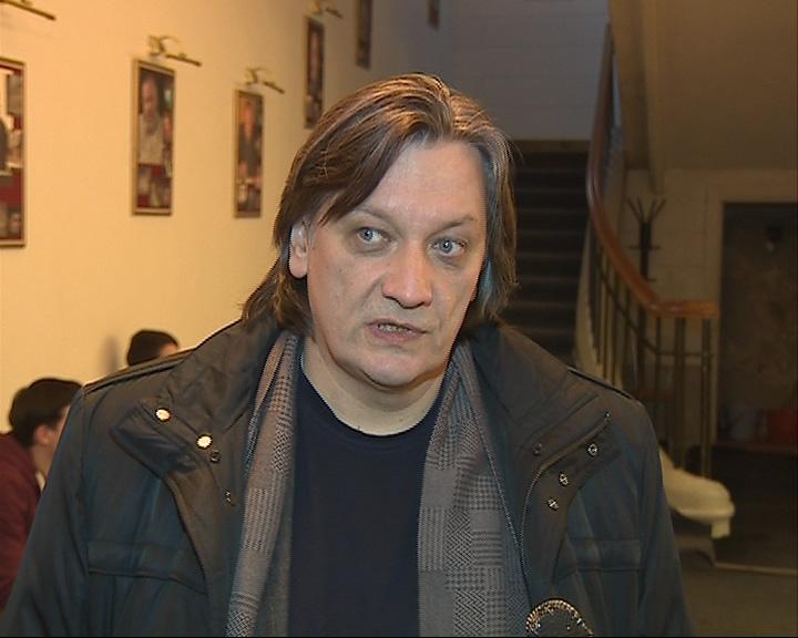Режиссер фильма «Географ глобус пропил» в Ярославле