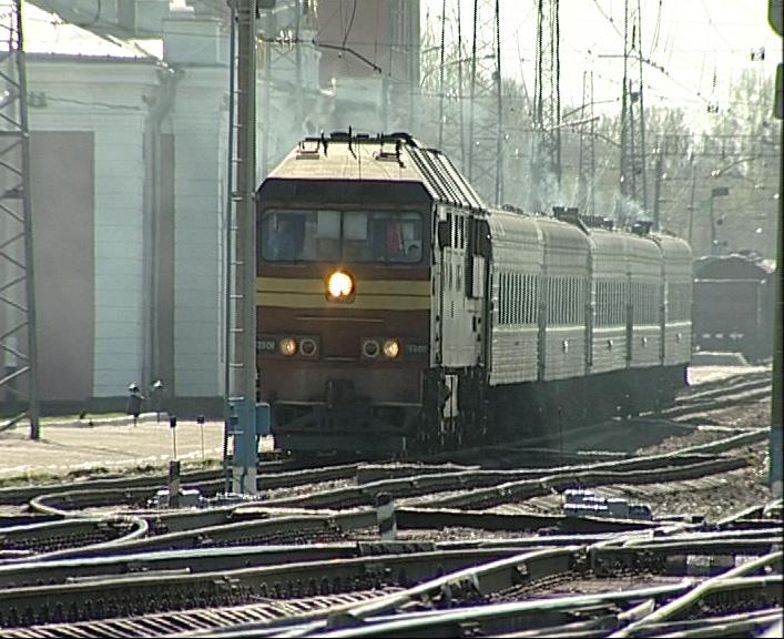 Количество рейсов пригородных поездов сократят