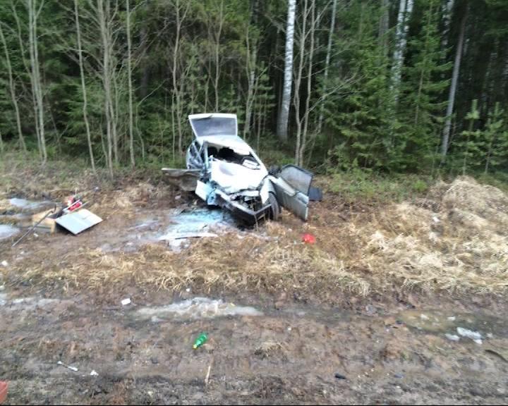 В двух авариях погибли шесть человек