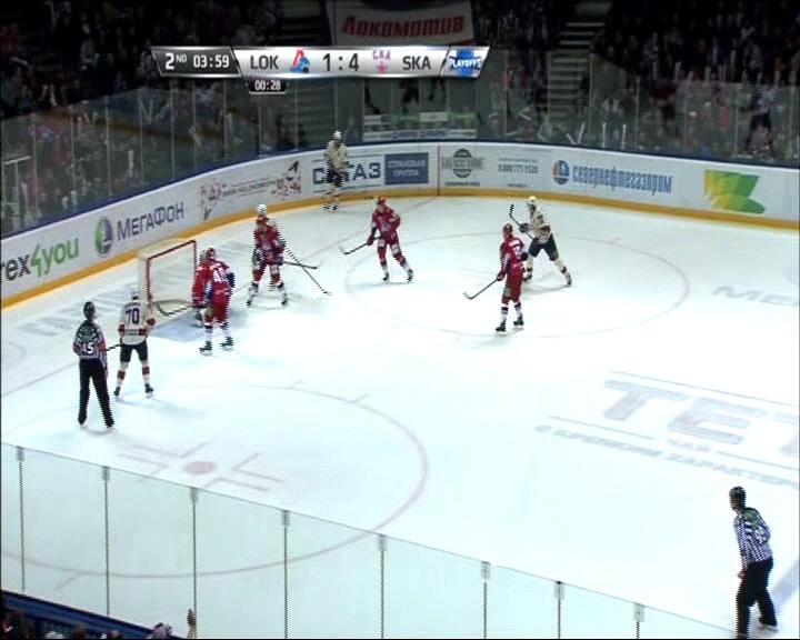 «Локомотив VS СКА 1:6
