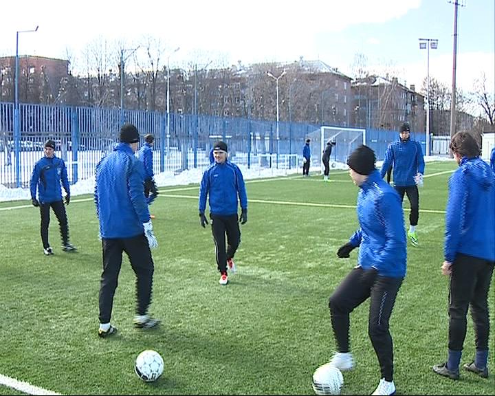 «Шинник» приступил к подготовке к матчу со «СКА-Энергией»