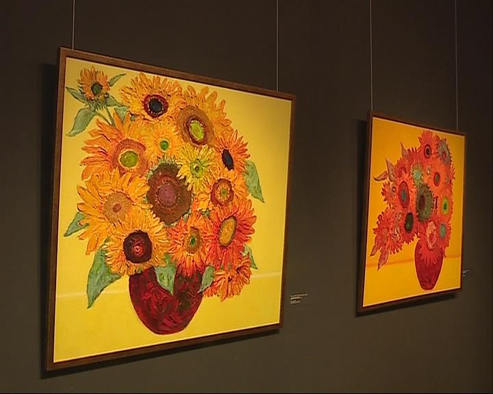 Персональные выставки современных ярославских живописцев