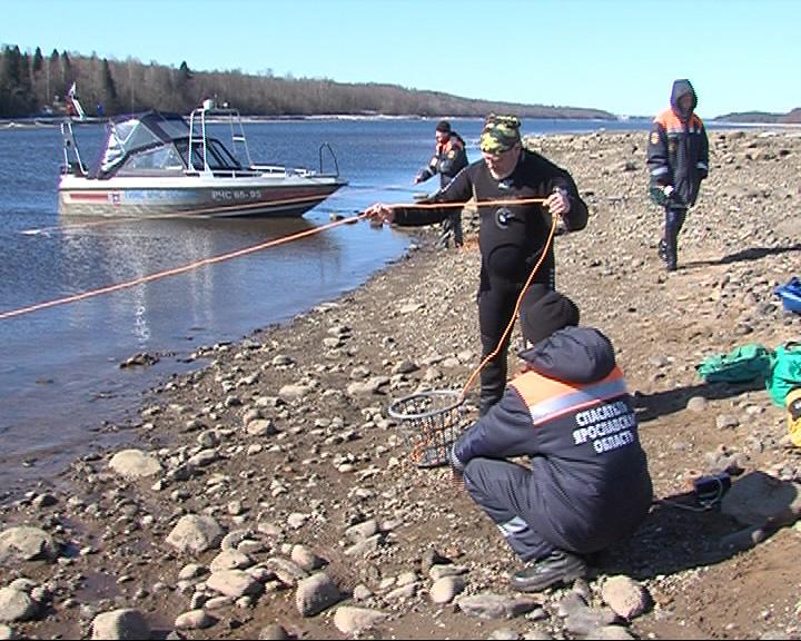 Возобновляются подводные работы по поиску детей