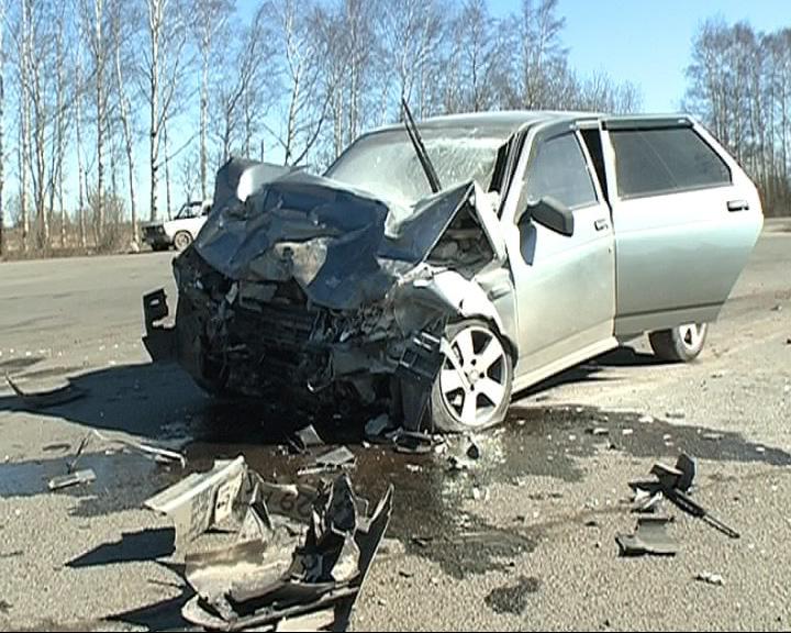 С места аварии в больницу увезли 7 человек