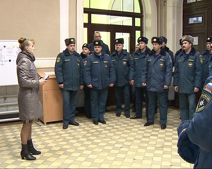 Сообщение о возгорании на нефтебазе сорвали учения в Рыбинске
