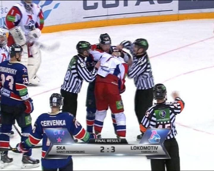 Илья Ковальчук избежал дисквалификации за драку