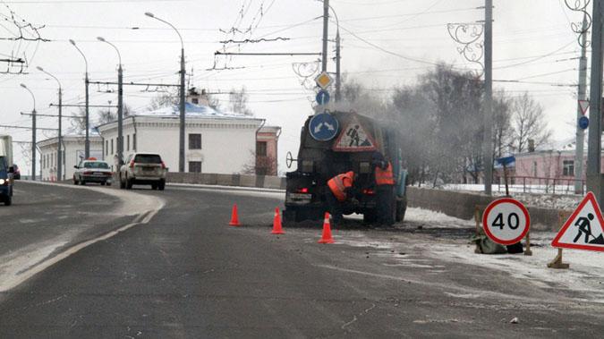 В Рыбинске отремонтируют 75 тысяч квадратных метров дорог