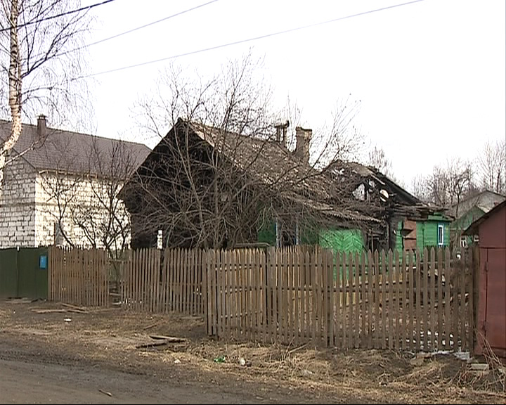 Пожар в Ярославле унес жизни двух человек