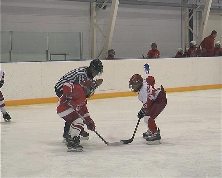 Хоккейная школа «Локомотива» в Переславле