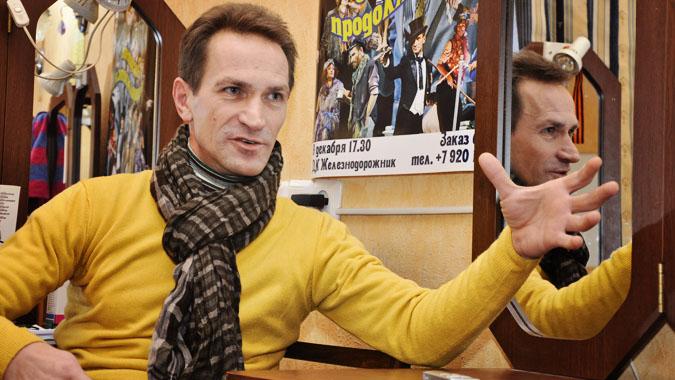 Валерий Кириллов стал народным артистом России