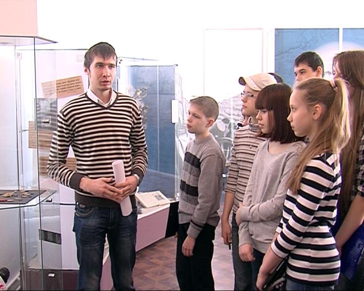 Открылась школа юного экскурсовода