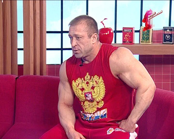 Бодибилдер Алексей Борисов - надо держать себя в руках!