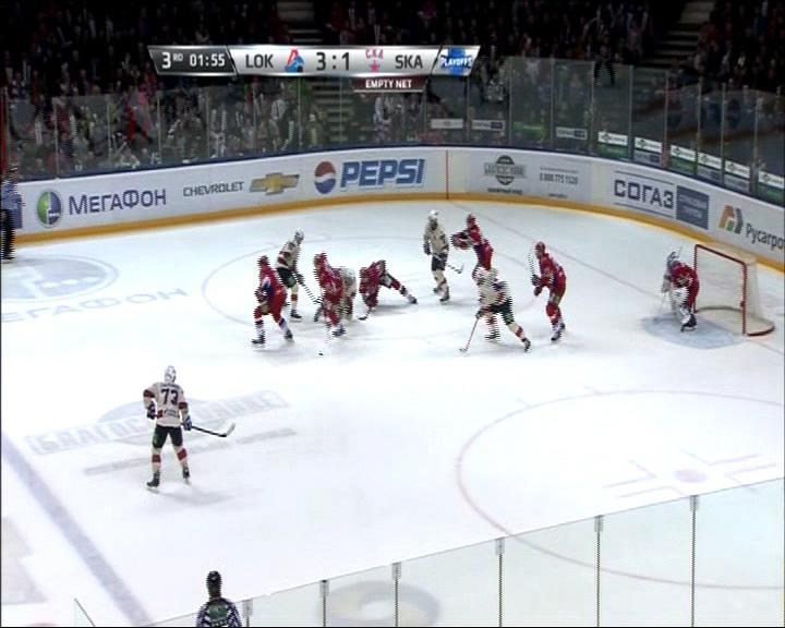 Лучшие хоккеисты чемпионата КХЛ