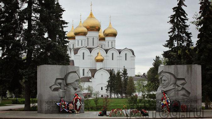 Ярославль готовится к празднованию Дня Победы