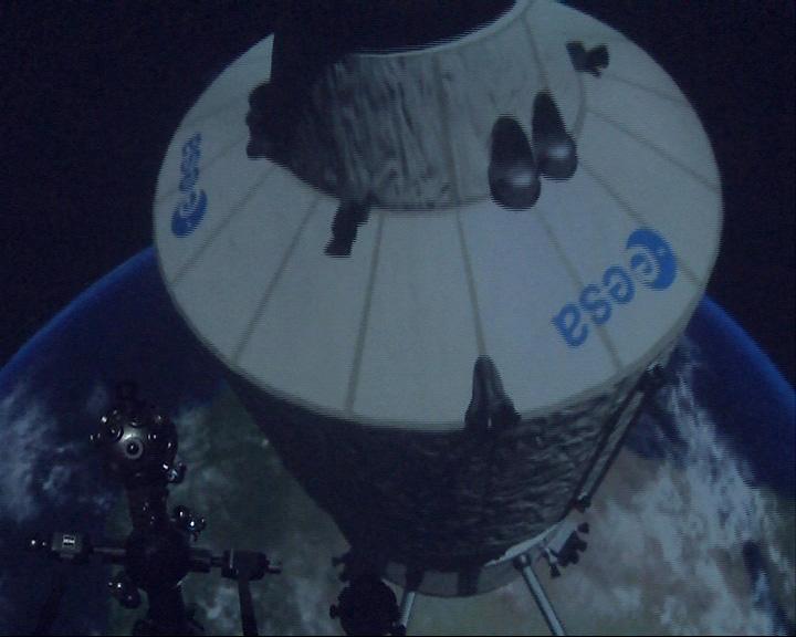 В Ярославле прошла «Ночь в планетарии»
