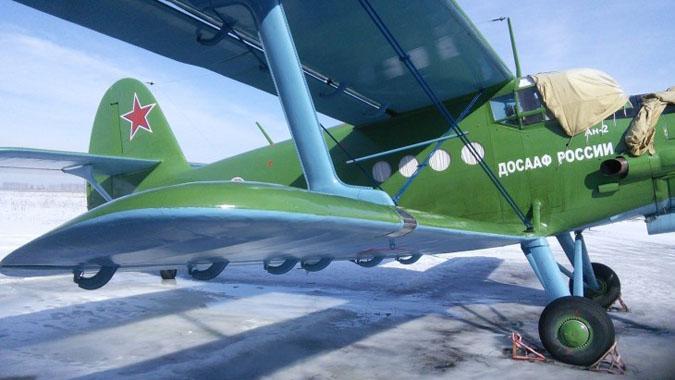 Новый самолет прибыл для рыбинского клуба парашютистов