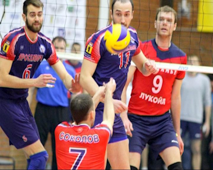 «Ярославич» неудачно завершил свои выступления в чемпионате Суперлиги