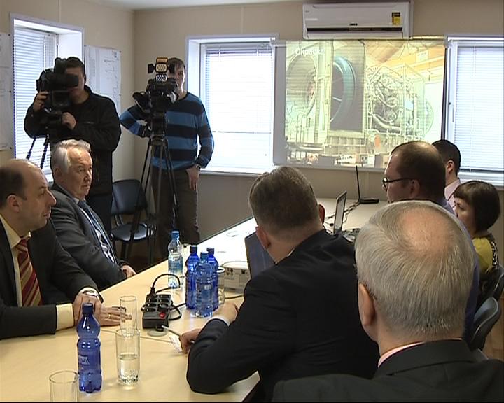 В промышленной зоне Копаево в Рыбинске реализуется российско-американский проект