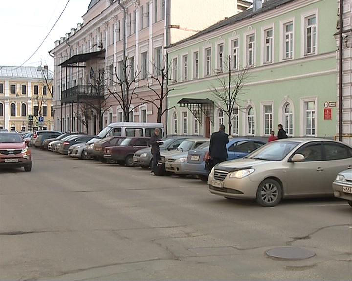 Платные парковки в Ярославле все-таки появятся