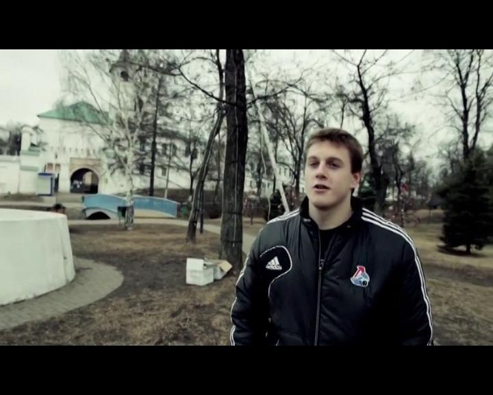 Защитник «Локо-Юниор» Михаил Сидоров - экскурсовод