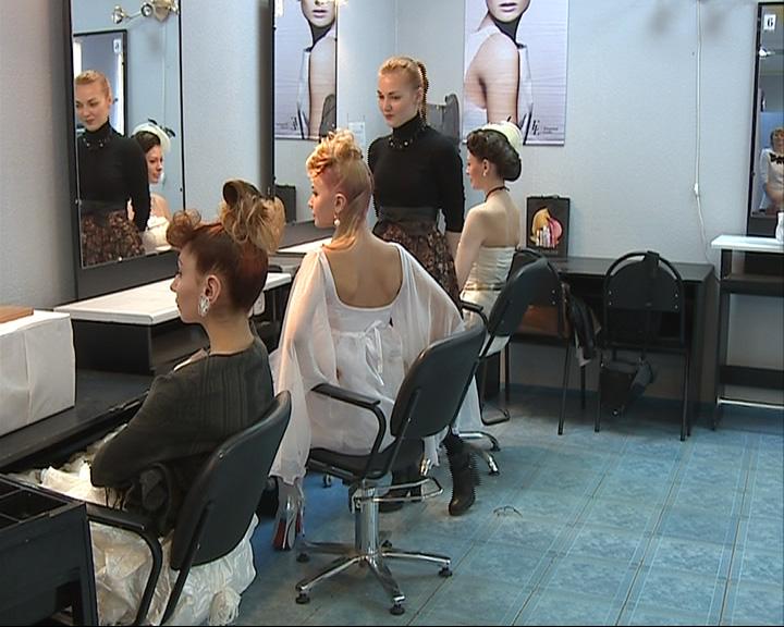 Отборочный тур на Чемпионат России по парикмахерскому искусству