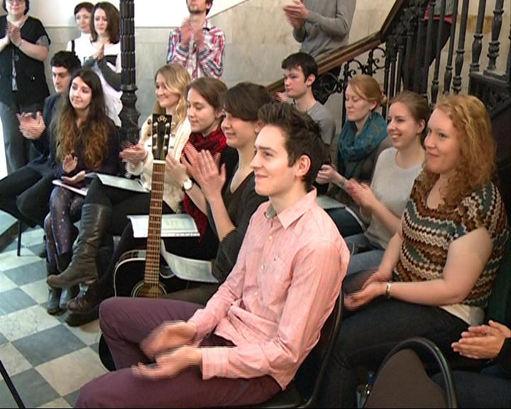 Британские студенты получили документ об освоении русского языка