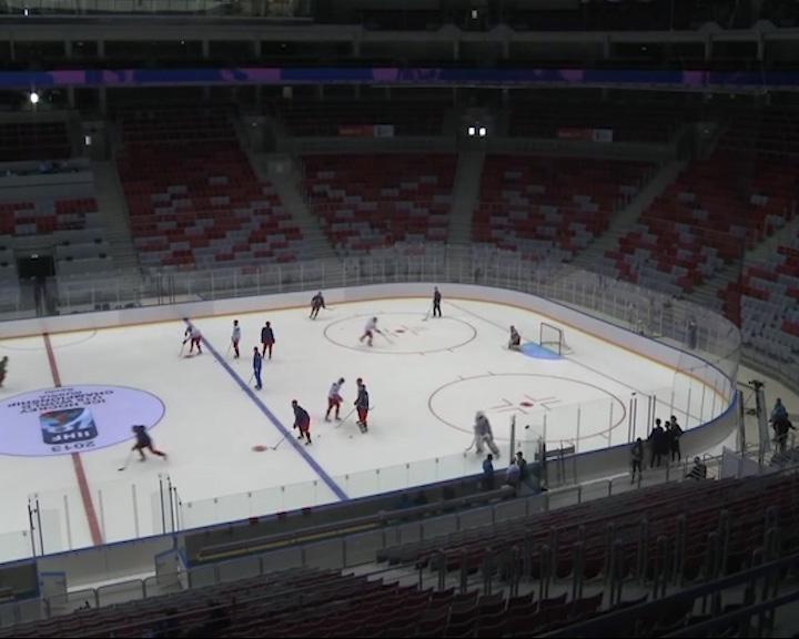 Сборная России по хоккею пропустила чехов в полуфинал