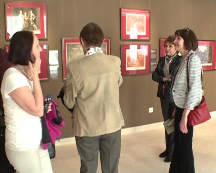 Открытие Музея зарубежного искусства