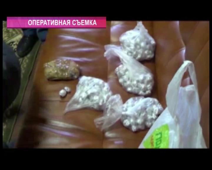 В квартире обнаружено 1,5 килограмма героина