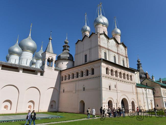 Патриарх Московский и всея Руси Кирилл посетит Ростов